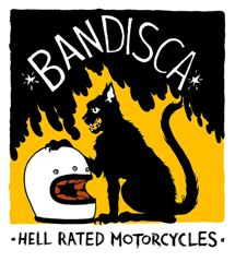 Bandisca - Hell Rated Motorcycles